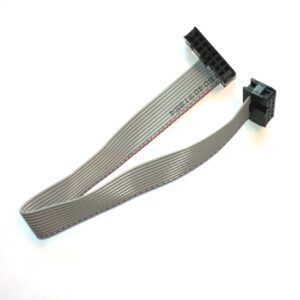Flat ribbon cable 10 to 16 pin