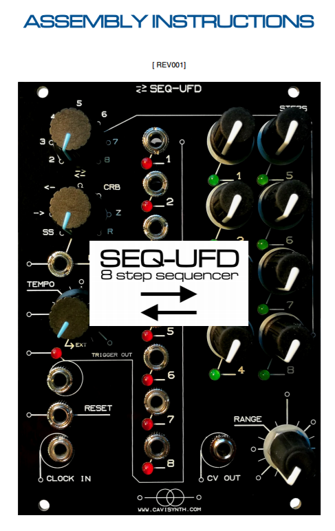 seq-ufd build instructions