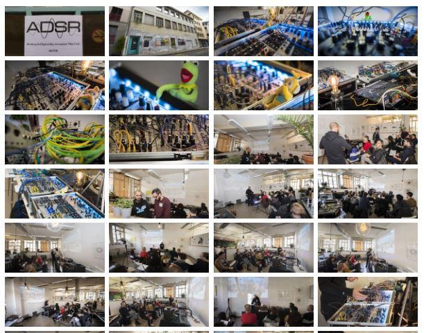 ADSR 2016 Geneva : Pictures