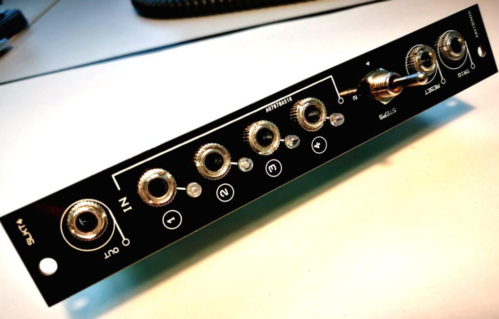 trigger – Cavisynth modular – Eurorack DIY kit