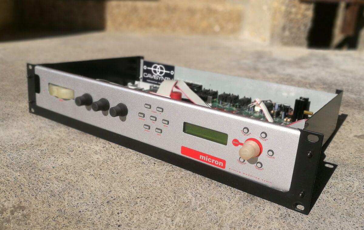 Cavisynth modular – Eurorack DIY kit – Eurorack modules and